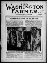 Thumbnail for the Jun. 15, 1914 edition of the Washington Farmer