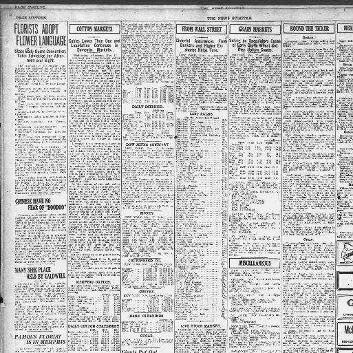 The news scimitar  (Memphis, Tenn ) 1907-1926, November 17, 1920
