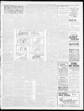Omaha Daily Bee Omaha Neb 187 1922 November 15 1896 Part